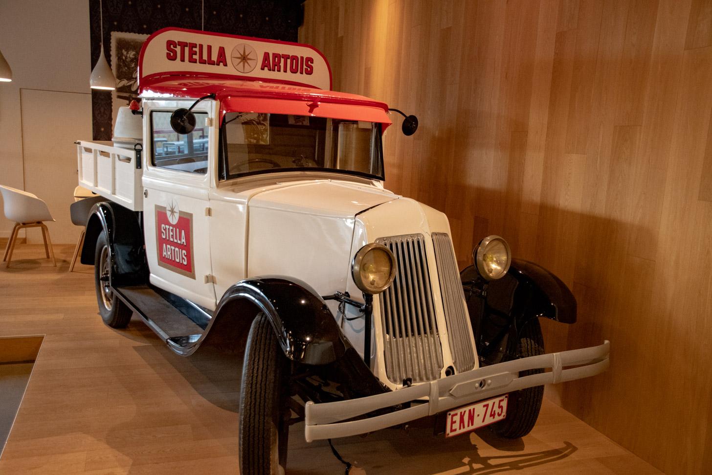 Stella Artois is een groot biermerk dat uit Leuven komt.