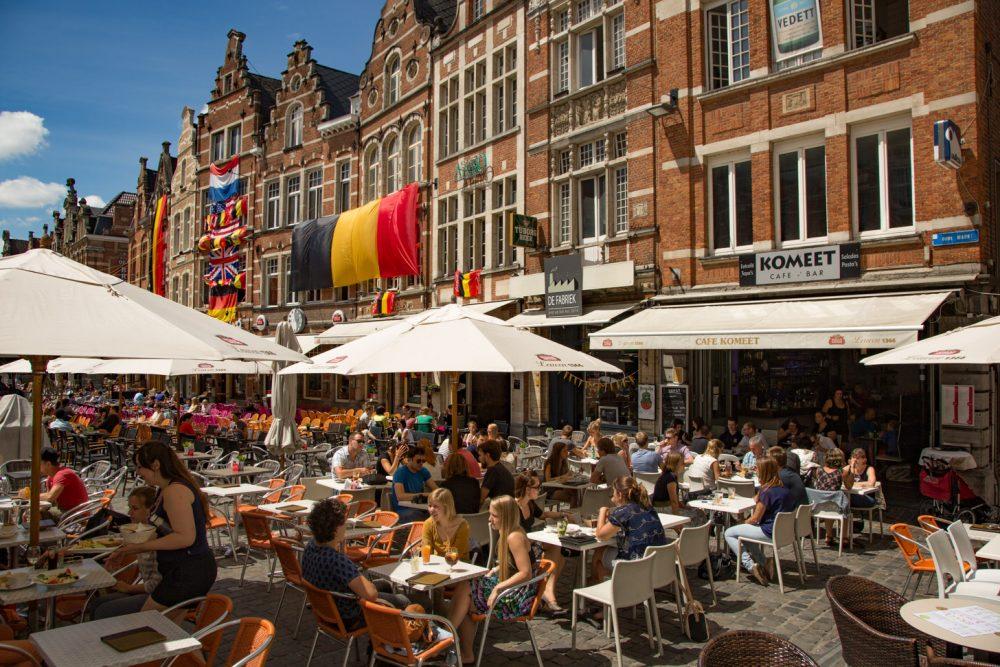 uitgaan in Leuven