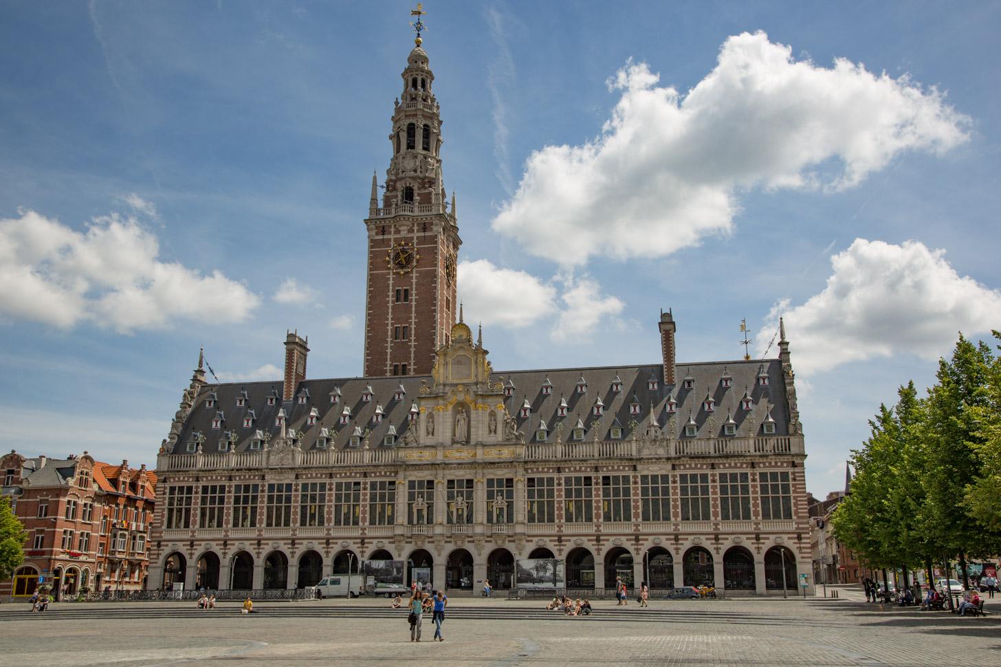 Het weer in Leuven